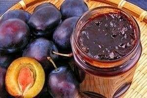 Рецепты сливового варенья, его польза и вред