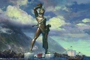 Колосс Родосский – шестое чудо света
