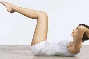 Какими упражнениями «убрать» живот