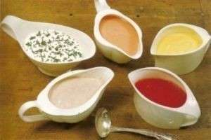 Простые рецепты необычных соусов и заправок