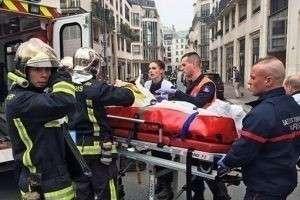 Теракты в Париже в 2015 году