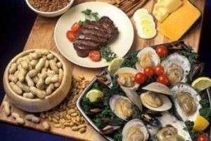 Продукты, содержащие цинк: здоровье и молодость в тарелке