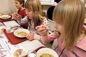 Несколько слов о правильном питании школьников