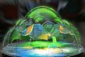 Как сделать мыльные пузыри в домашних условиях?