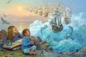 Признаки волшебной сказки: как поверить в чудеса
