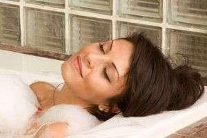 Действие домашних травяных ванн на женский организм