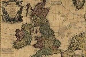 Кто и как помог западным германским племенам в Британии обосноваться?