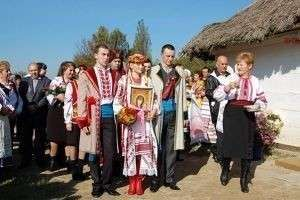 Свадебные традиции и обычаи Украины