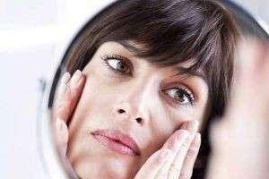 Упражнения от мешков и морщин под глазами