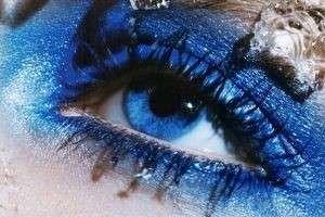 Какой выбрать макияж для голубых глаз?