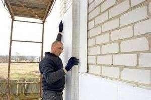 Выбор утеплителя для наружных стен кирпичного дома
