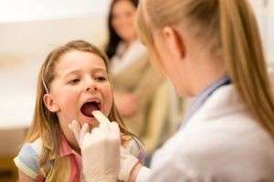 Фарингит у детей: какое лечение поможет избавиться от заболевания?