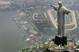 Символы Бразилии: табак, статуя Христа Спасителя, карнавалы, футбол