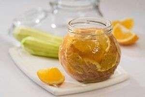 Варенье из овощей (кабачков, тыквы, моркови, патиссонов) с апельсином и лимоном