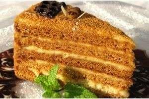 Торт «Рыжик» – классический рецепт и вариации для современной кухонной техники