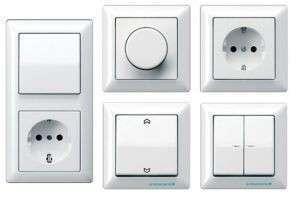 Какие розетки и выключатели лучше выбрать?