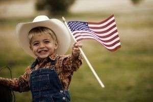 Детство по-американски