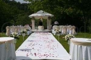Что такое выездная регистрация брака? Торжество без очередей и в любимом месте!
