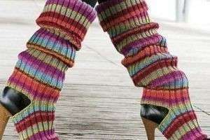 Как правильно носить гетры: не упустите возможность проявить свою индивидуальность