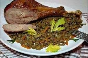 Ножки индейки в духовке: как приготовить это вкусное блюдо