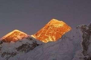 Покоряем вершины, или Где находится Эверест