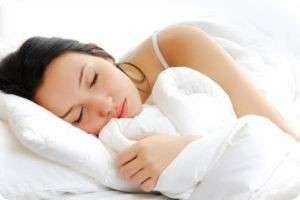 Что надо сделать, что бы лучше спать?
