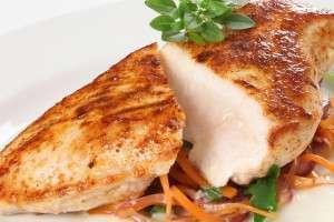 Как сделать сочным куриное филе в духовке