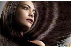 Какова причина жирных волос?