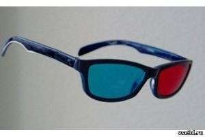 Как изготовить анаглифные очки?
