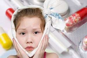 Отит лечение антибиотиками у детей