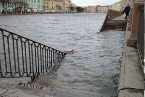 Самые ужасные наводнения Петербурга
