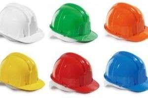 Почему строительные каски жёлтые, оранжевые или красные?