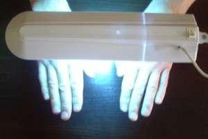 Псориаз: лечение лампами