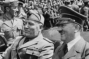 Как и с какой целью появился фашизм?