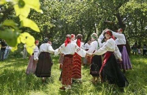 Православный праздник «Духов день»