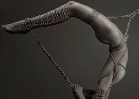 Тонкое искусство Японии: что такое связывание шибари?