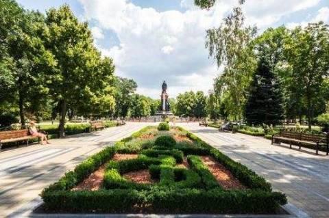 Самые лучшие парки Краснодара: куда сходить?