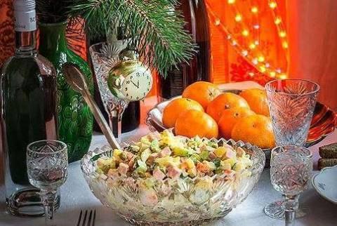 Продумываем детали праздника: что приготовить на Новый год?