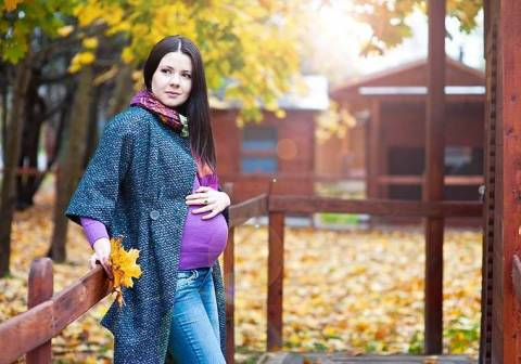 Фотосессия беременных: как подготовиться?