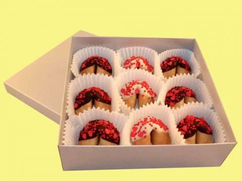 История китайского печенья с предсказаниями