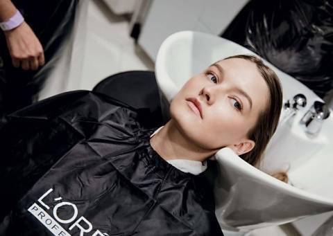 Шиммеринг окрашивание волос: что это такое и кому подойдет?
