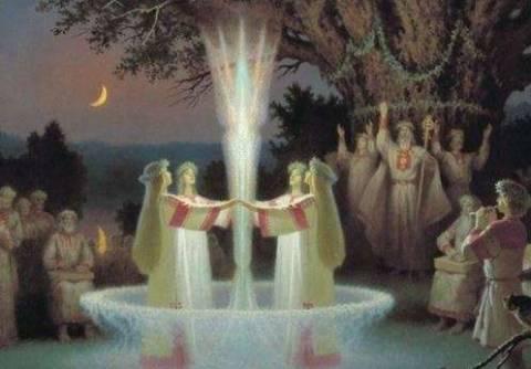 Славянский праздник «Живин День»