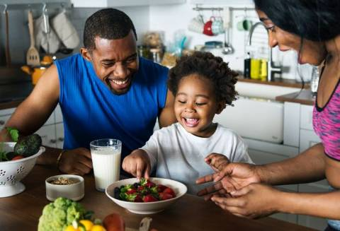 Детский День святого Валентина: какими блюдами порадовать ребенка?