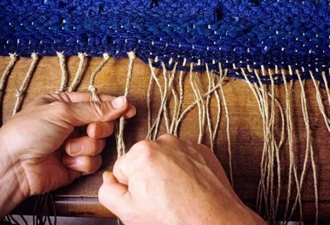 Как делают ковры: все, о технологии изготовления