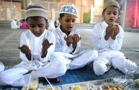 Мусульманский праздник Рамадан