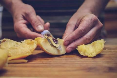 Карамелизированная айва для этой осени: польза, использование и рецепты