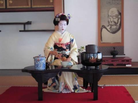 Чайная церемония- что это в Японии?