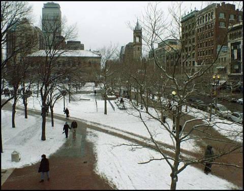Музеи Бостона – идеальный зимний тур для поклонников искусства