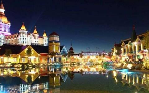 Куда пойти и где отметить Новый год 2019 в Краснодарском крае?