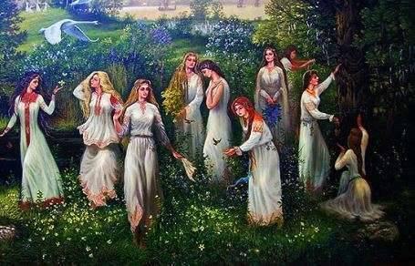 Славянский праздник «Пролетье»